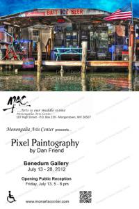 Gallery Showing At MAC